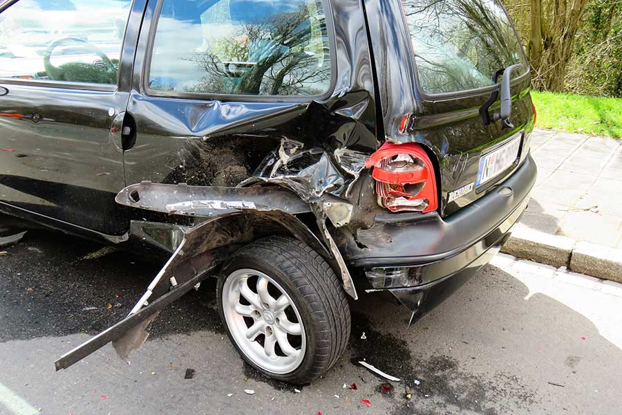 Car accident? Contact Donald R. Vaughan & Associates Lawyers in Greensboro NC